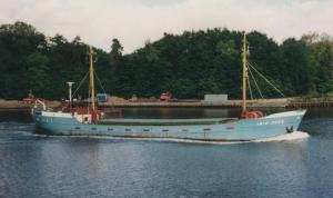 Photo of IRIS-JOERG ship