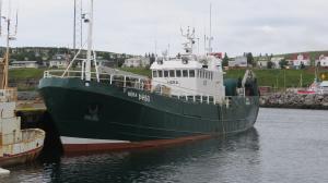 Photo of HERA ship