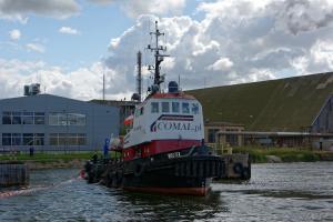 Photo of WOJTEK ship