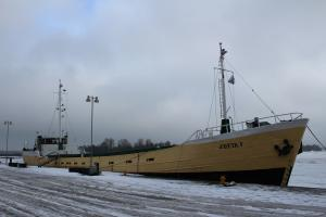 Photo of JUTTA F ship