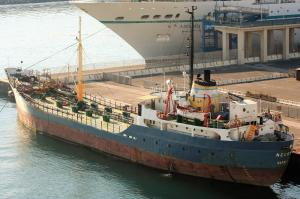 Photo of NECOM ship