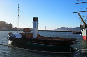Photo of ROBINSON BAY ship