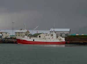 Photo of SIGURDUR OLAFSSON SF ship