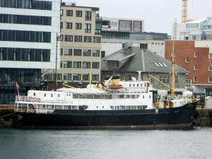 Photo of GAMLE SALTEN ship