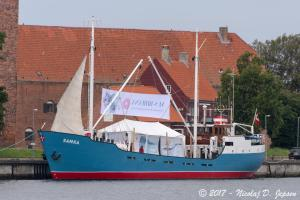 Photo of SAMKA ship
