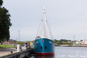 Photo of SAMKA ship