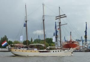 Photo of MARE FRISIUM ship