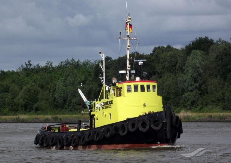FLEMHUDE (MMSI: 211523660) ; Place: Kiel_Canal