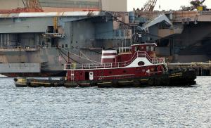 Photo of TERESA MCALLISTER ship