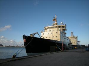 Photo of VOIMA ship