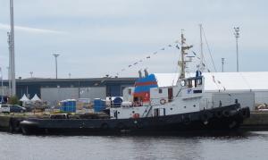 Photo of HARALD ship