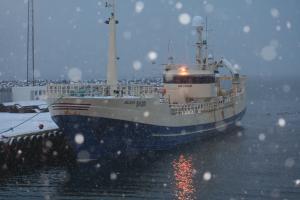 Photo of HORDUR BJORNSSON ship