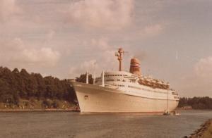 Photo of SAGA ROSE ship