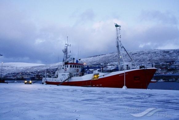 SINDRE LEIF (MMSI: 0) ; Place: Faroe Islands