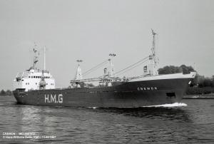 Photo of DEBORA ship