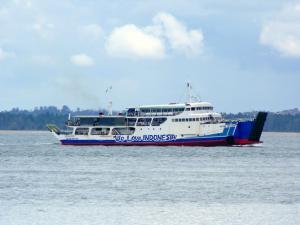 Photo of KMP.SATRIA_PRATAMA ship