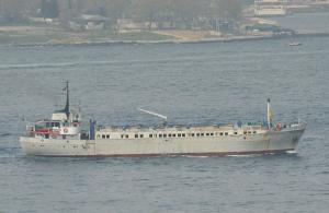 Photo of FALCON1 ship