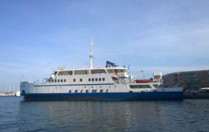 Photo of ARBATAX ship