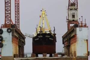 Photo of SANDFRAKT ship