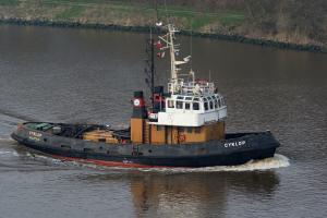 Photo of CYKLOP ship