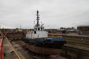 Photo of EMS DEFENDER ship