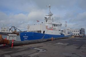Photo of HORDAFOR III ship