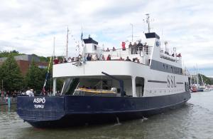 Photo of ASPO ship