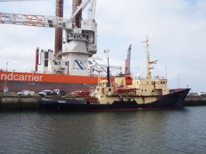 Photo of MV NORDSOEN ship