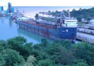 Photo of ALGORAIL ship