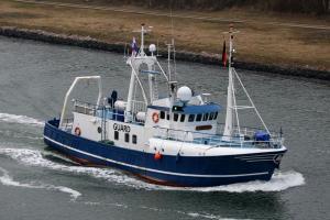 Photo of SEA HUNTER (GUARD) ship