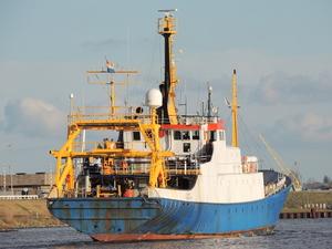 Photo of AG SURVEYOR ship