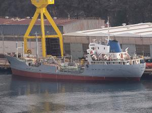 Photo of JADRO ship