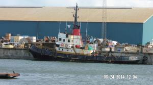 Photo of SLEIPNER ship