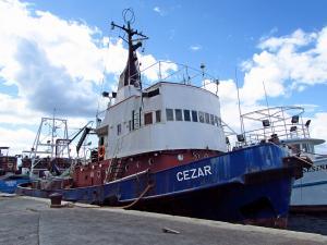 Photo of CEZAR ship