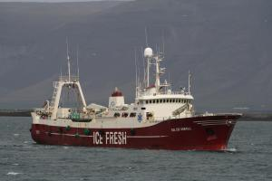 Photo of SNAEFELL ship