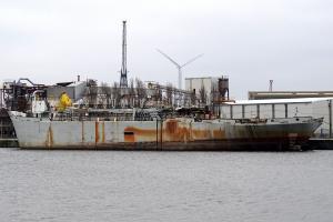 Photo of SANDERUS ship