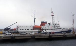 Photo of USHUAIA ship