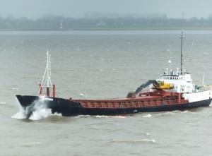 Photo of TORVANG ship