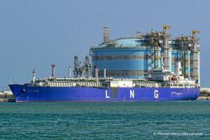 Photo of LNG PALMARIA ship