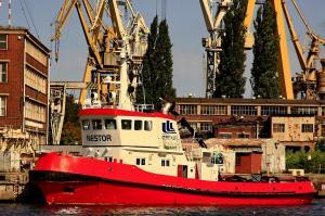 Photo of AITIK ship