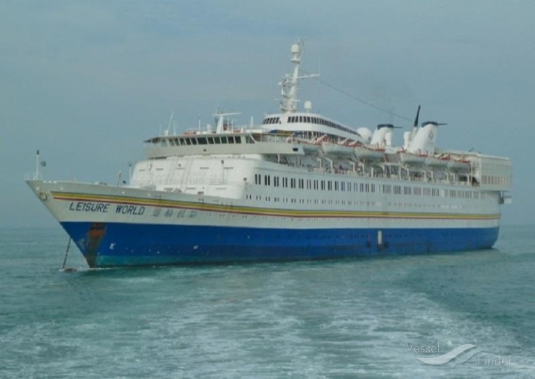 Leisure World Passenger Cruise Ship Details And Current