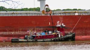 Photo of JAMES TURECAMO ship