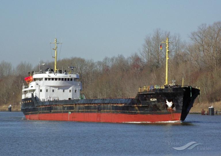 MEDON (MMSI: 273326400) ; Place: Kiel_Canal/ Germany
