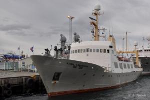 Photo of BJARNI SAEMUNDSSON ship