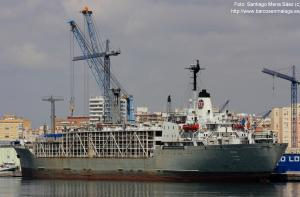 Photo of KENOZ ship