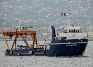 Photo of CASTOR 02 ship
