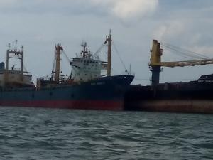 Photo of WEST OCEAN 3 ship