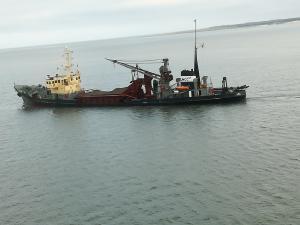 Photo of GLAREA ship