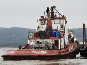 Photo of COLUMBIA ship