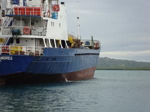 Photo of GOLENDRI ship